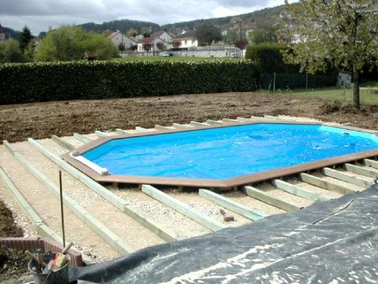 Photos realisations for Piscine cerland