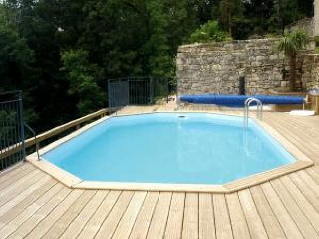 gardipool oblong x x 1 46 margelle pin piscine. Black Bedroom Furniture Sets. Home Design Ideas