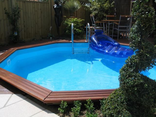 Liner pour piscine octoo 420 h120 gardipool piscines bois for Liner 50 100eme pour piscine metal